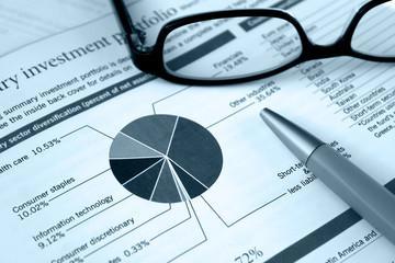 Управление долями активов