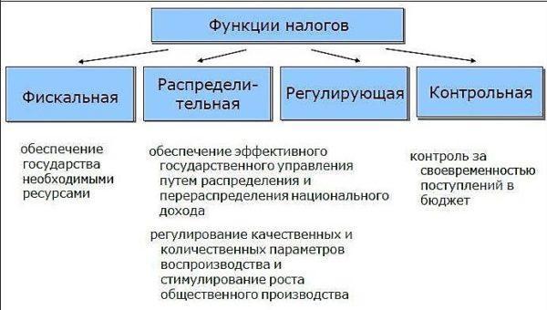функции налоговой статистики