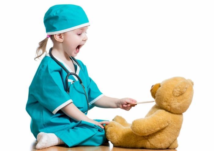 Некоторых детские недуги