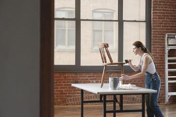 Особенности бизнеса по реставрации мебели