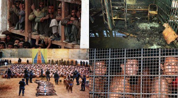 Тюрьмы Азии и Южной Америки