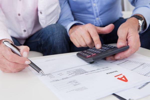 Расчет полной стоимости кредита