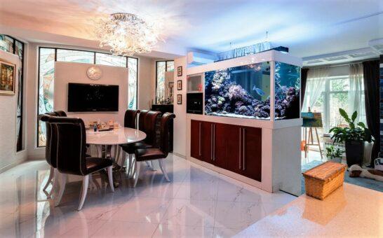 Изготовление аквариумов как бизнес