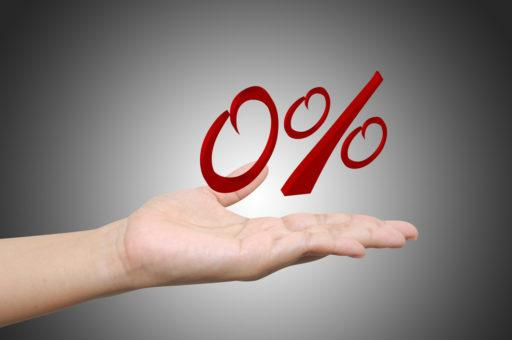 Беспроцентный кредит в банке