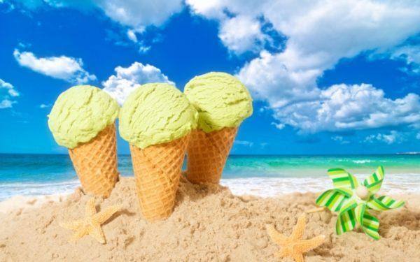бизнес летом на море
