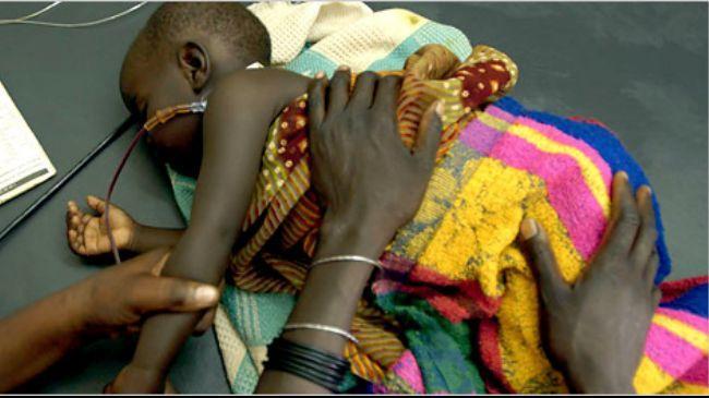 Малярия у детей