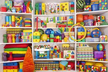 Анализ спроса на игрушки