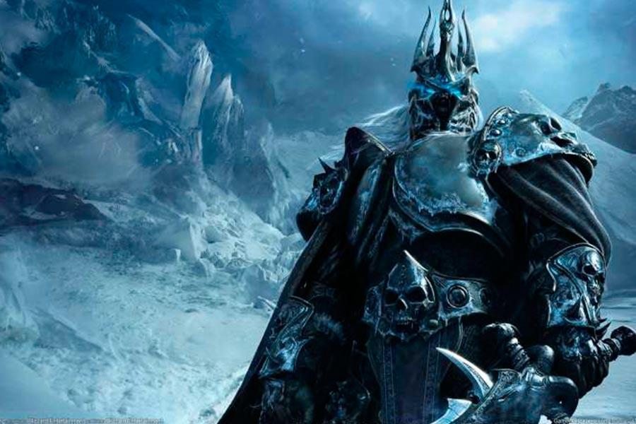 Персонажи World of Warcraft