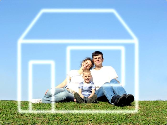Дом для молодой семьи по госпрограмме
