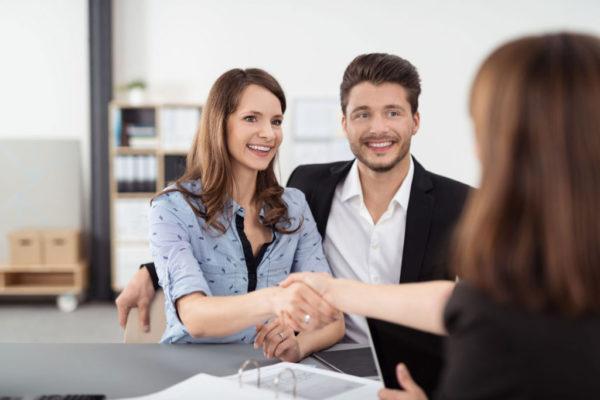 Подписание кредитного договора по ипотеке