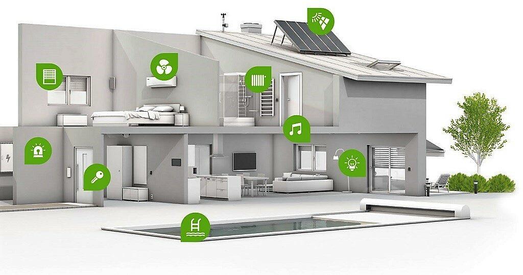 Проектирование умного дома