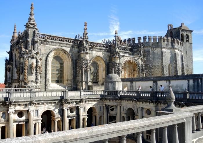 Монастырь Конвенту-де-Кришту