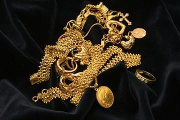 Определение стоимости золота