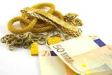 Варианты получения дохода от золота