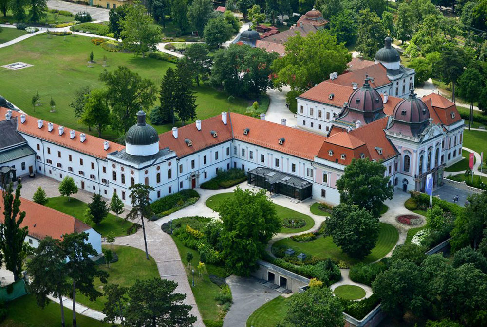 Замок Геделле