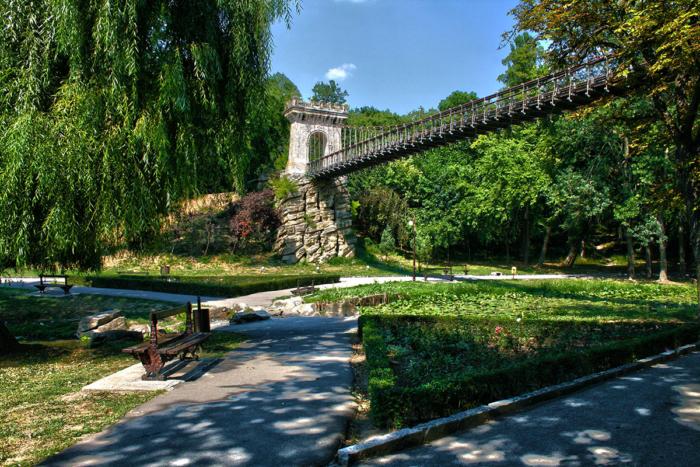 Парк Романеску