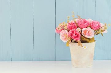 Особенности искусственных цветов