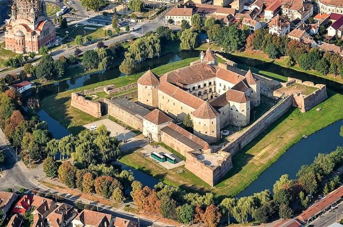 Замок-крепость