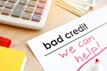 Автоломбард - получение займа при плохой кредитной истории