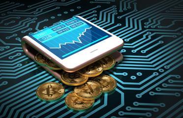 Причины высокой волатильности криптовалют