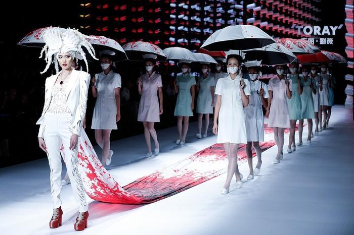 Работа моделью в Китае