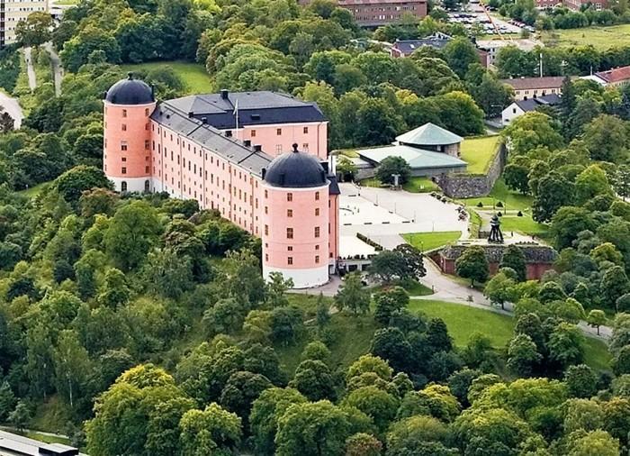 Королевский замок в Уппсале