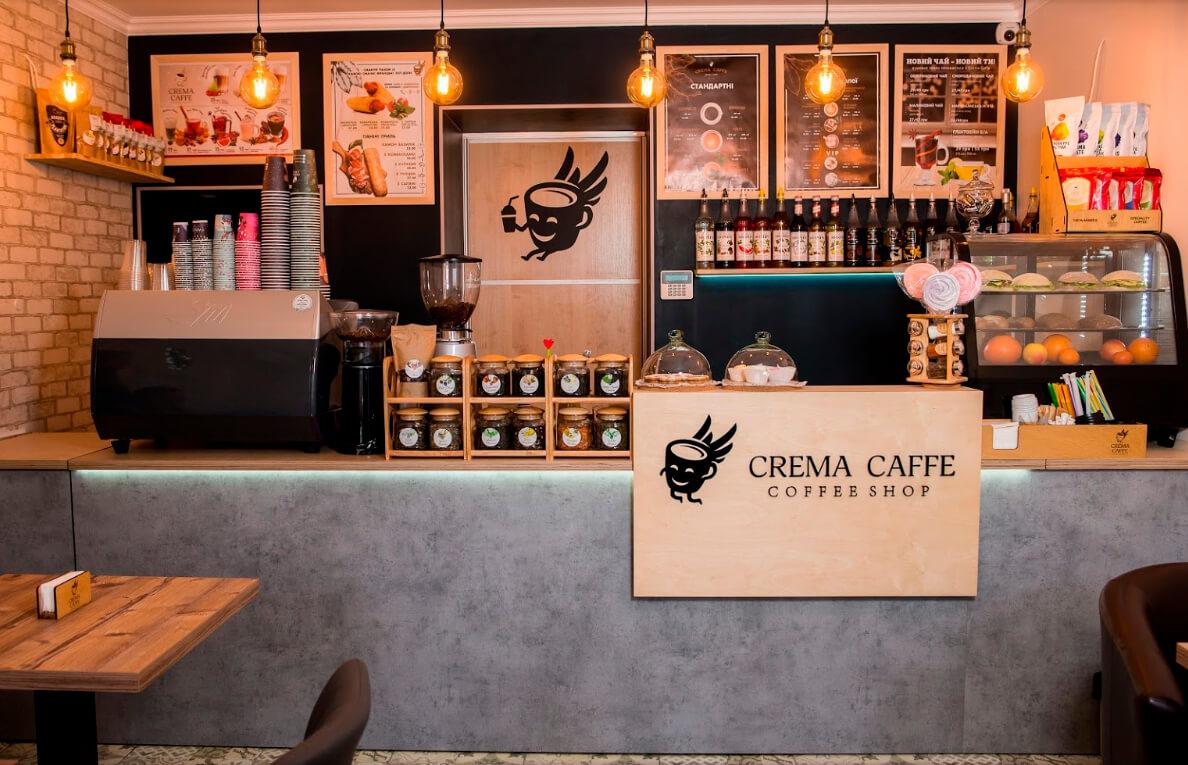 Кофейня по франшизе