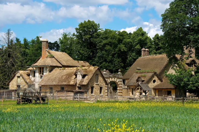 Деревенский туризм во Франции