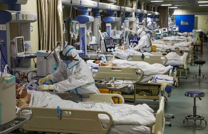 Статистика выздоровления от коронавируса