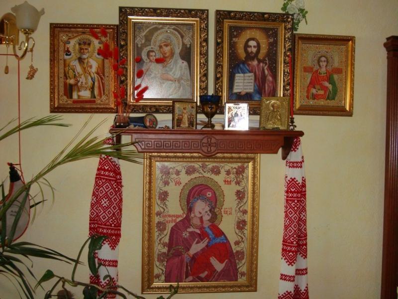 Иконы в квартире