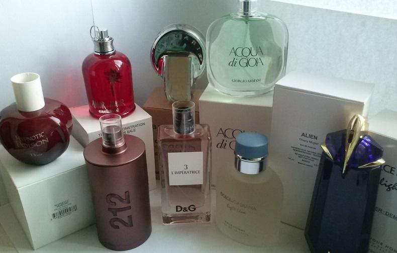 Как отличить подделку парфюма