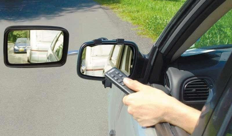 Настройка зеркал