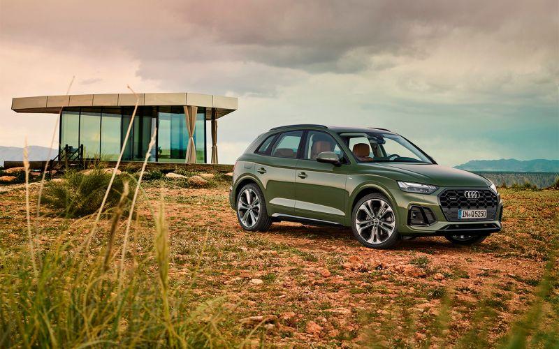 Audi отзовет кроссоверы Q3 в России из-за неисправной педали тормоза