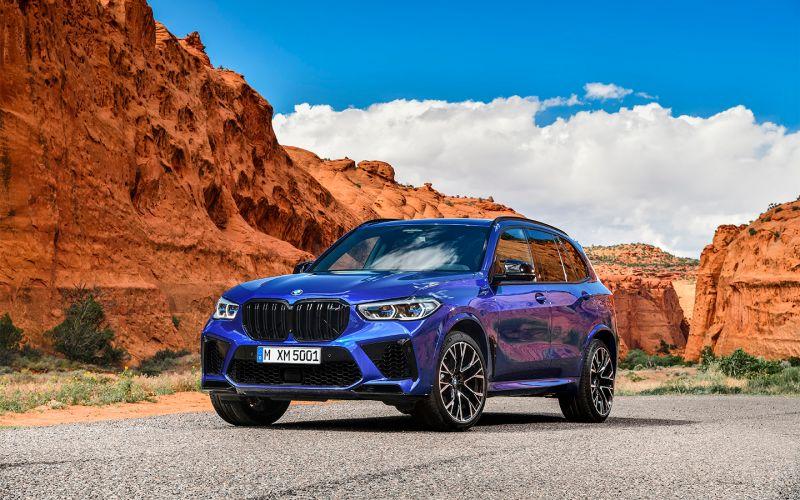 BMW снова отзовет машины в России из-за риска потери управления