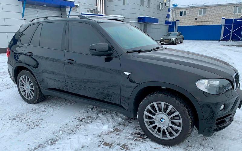 Бронированный BMW почти без пробега выставили на продажу за 5 млн рублей