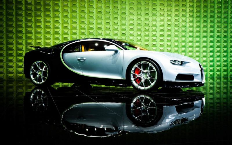 Bugatti Chiron за 226 млн: в России продают самый дорогой автомобиль