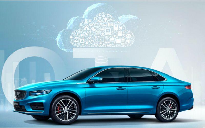 Cедан Geely Preface стал автомобилем года в Китае