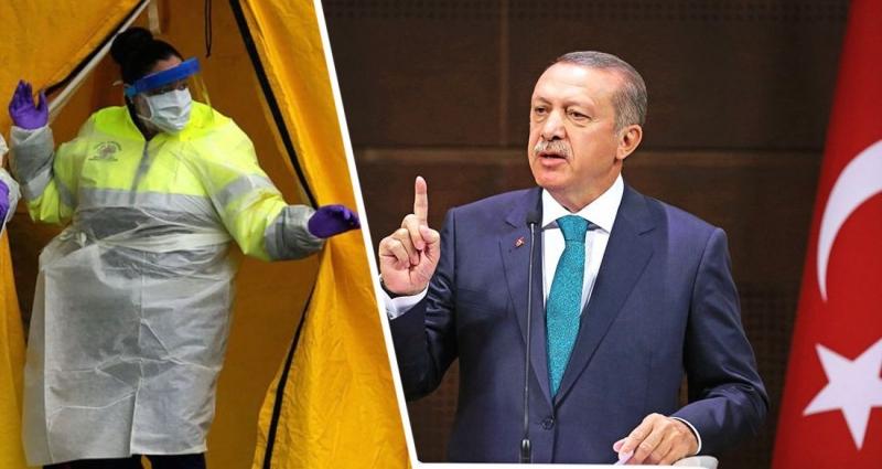 Эрдоган пообещал облавы на отели