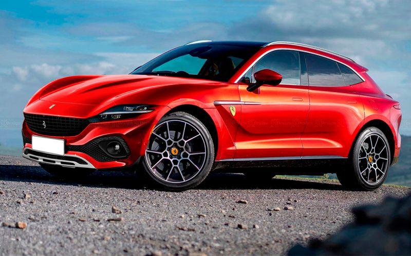Ferrari Purosangue станет основой для еще двух кроссоверов