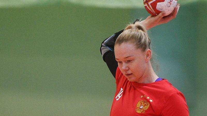 Гандболистки сборной России начинают борьбу за медали чемпионата Европы
