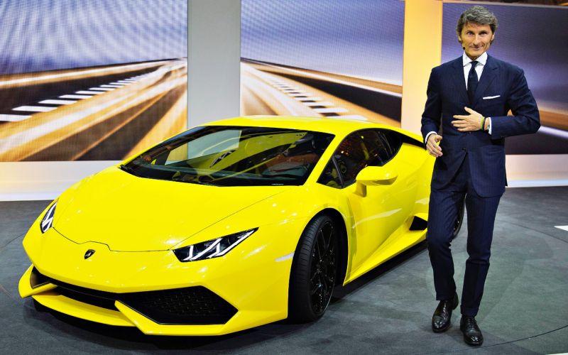 Глава Lamborghini и Bugatti: ДВС нужно сохранять «как можно дольше»