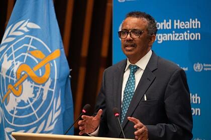 Глава ВОЗ предупредил о новых вызовах в 2021 году из-за пандемии
