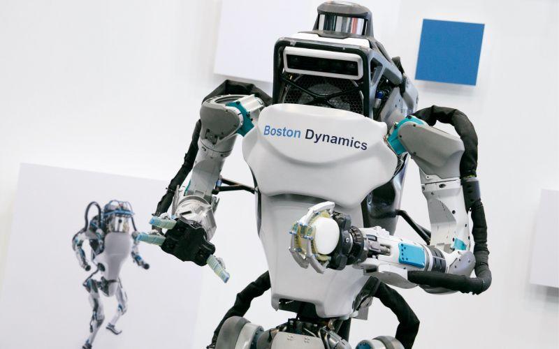 Hyundai купил Boston Dynamics, чтобы развивать производство роботов