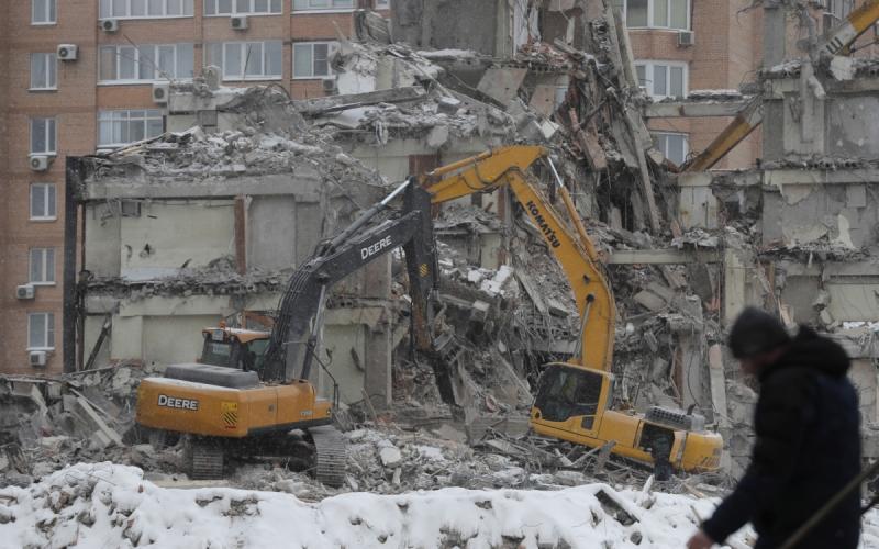 Как будут расселять дома по новому закону о всероссийской реновации