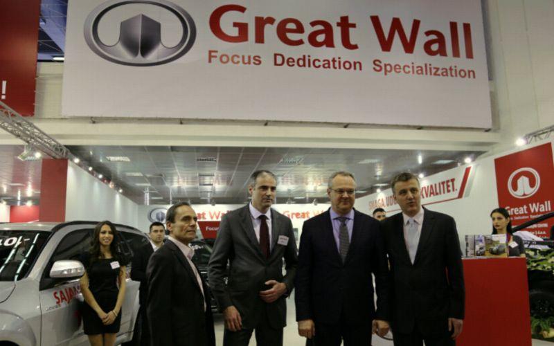 Китайский Great Wall создаст свой премиальный бренд