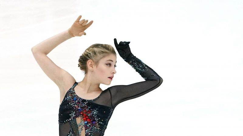 Косторная снялась с чемпионата России по фигурному катанию