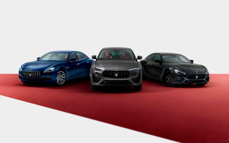Maserati обновила сразу три своих автомобиля