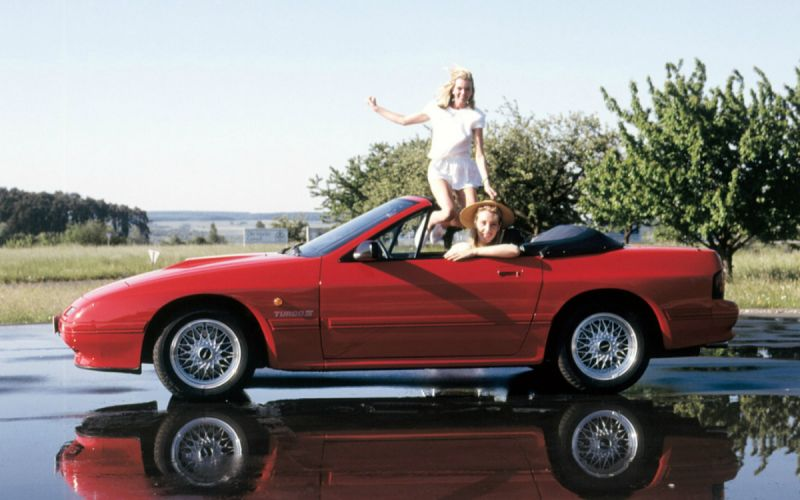 Mazda возобновит выпуск запчастей для роторного спорткара из 1980-х
