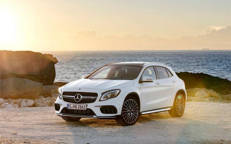 Mercedes-Benz отправит в ремонт более 100 автомобилей в России