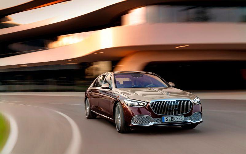 Mercedes привезет новый Maybach S-Class в Россию летом 2021 года
